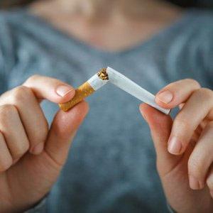 denti fumatori