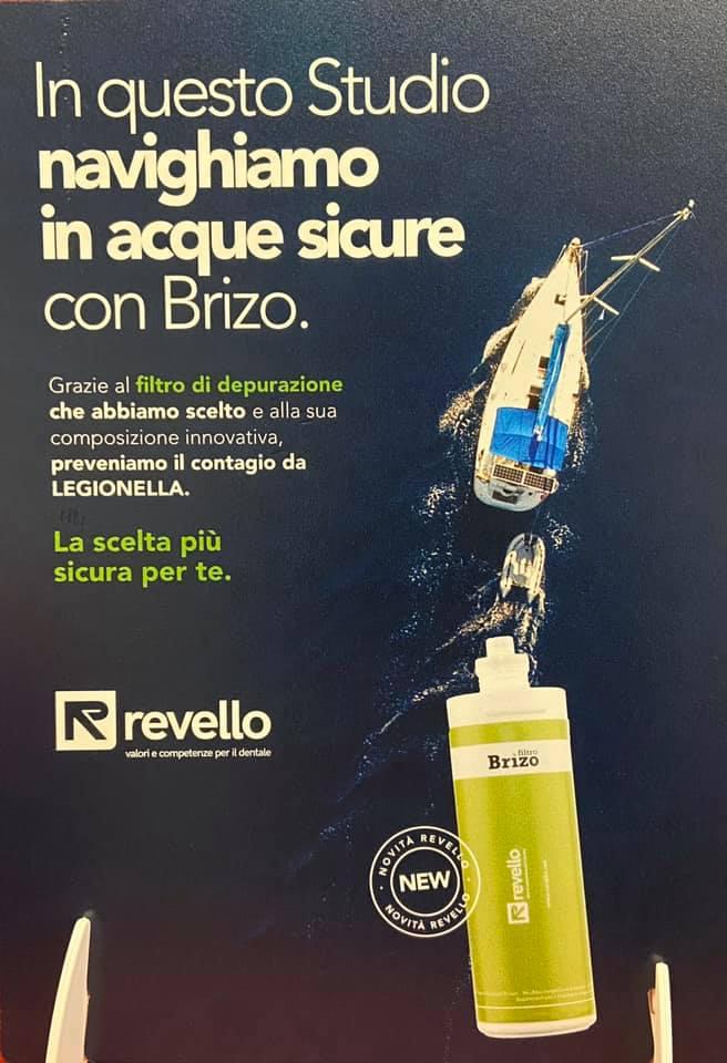 Brizo: Nuovo filtro di depurazione dell'acqua!